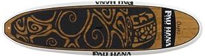 Pau Hana Oahu Stand Up Paddle Board, 9-Feet 5-Inch, White by FBAPowerSetup