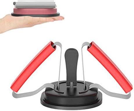 ポータブルシットアップ機器バー、調節可能なシットアップフィットネスエイズ、家庭用フィットネス機器腹部筋肉エクササイザー、家庭、オフィス、旅行用