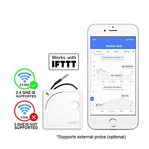 Ubibot WS1 WiFi Temperature