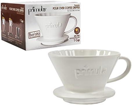 Primula Pour Over Coffee Maker For Light