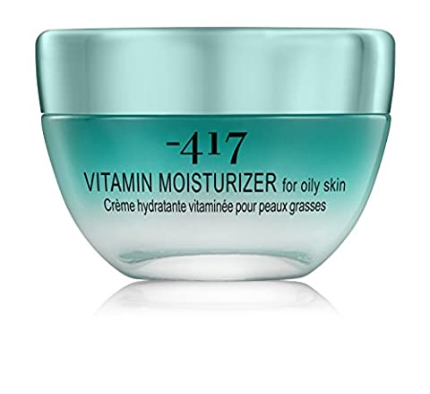 -417 Facial Moisturizer Mineral Complex Vitamin – Dead Sea Minerals for Oily, Acne Prone, and Sensitive - 1.7 Ounce Energizing Shampoo