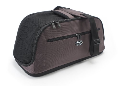 Sleepypod Air In-Cabin Pet Carrier, Dark Chocolate by Sleepypod