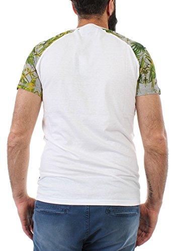 Shine T-Shirt Men 2-40284 Grey Melange