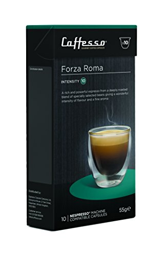 80 Nespresso Compatible Coffee Capsules (Bundle)