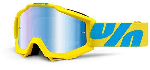 100% Accuri Goggle + Mirrored Lens-Fiji by 100%