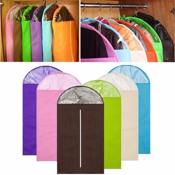 Costume National Suit (Storage Bags - Suit Cover Skirt Dress Garment Coat Clothes Shirt Travel Storage Bag Carrier - Dance Garment Bags Clothes Storage Dress Cover Costumes Suit Costume Dtproof - For - 1PCs)