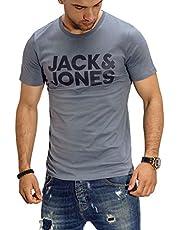 Jack & Jones Men's Jjecorp T-Shirt, Large
