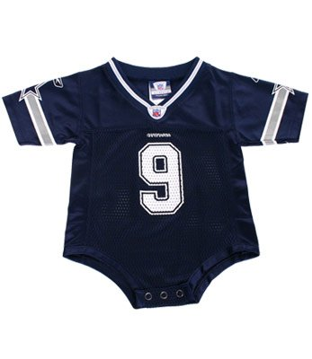 202621f9406 Amazon.com : Reebok Dallas Cowboys Tony Romo Infant Replica Jersey :  Athletic Jerseys : Sports & Outdoors