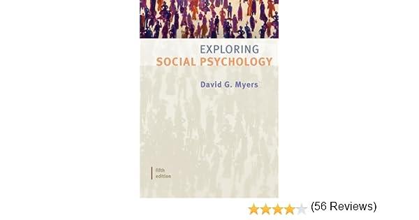 Amazon exploring social psychology 9780073370644 david amazon exploring social psychology 9780073370644 david myers books fandeluxe Choice Image