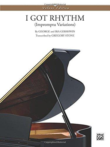 I Got Rhythm George Gershwin - 1