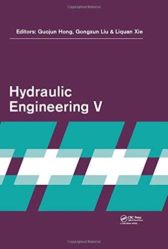 Hydraulic Engineering V: Proceedings of the 5th International Technical Conference on Hydraulic Engineering (CHE V), December 15-17, 2017, Shanghai, PR China