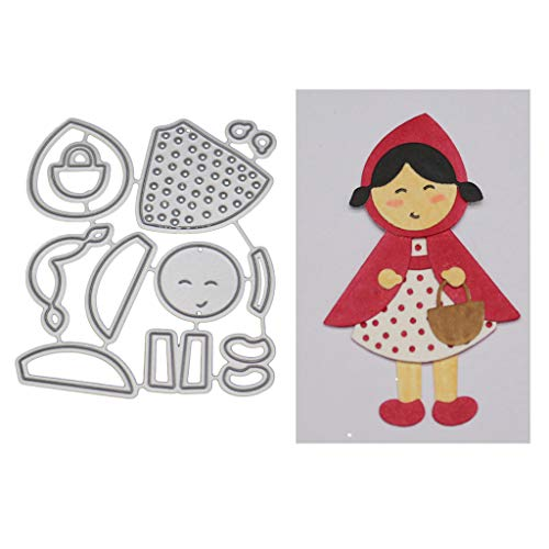Feamos Cutting Dies Little Red Riding Hood Creative