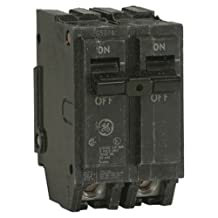 General Electric Thql2130 Circuit Breaker, 2-Pole 30-Amp Thick Series