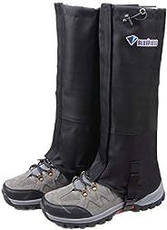 TRIWONDER Snow Leg Gaiters Waterproof Boot Gaiters Hiking Walking Climbing Hunting Cycling Leggings Cover (1 P