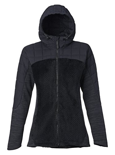 (Burton Women's [Ak] Zulu Insulator Jacket, True Black Heather, Medium)