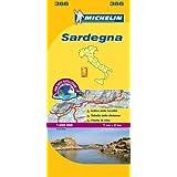 Sardinia - Michelin Local Map 366 (Michelin Local Maps)