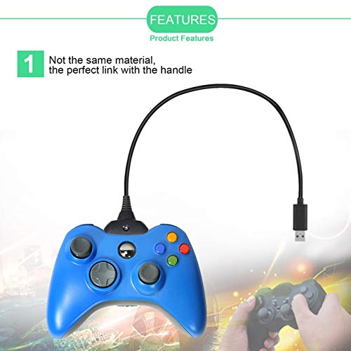Ballylelly New Play USB y Adaptador de Cable de Carga del Cargador ...