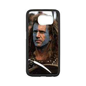 FLYBAI Braveheart Mel Gibson Phone Case For Samsung Galaxy S6 G9200 [Pattern-1]