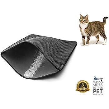 Amazon Com Wepet Original Cat Litter Mat Large Kitty