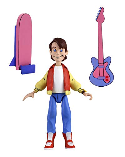 """NECA Back to The Future - Toony Classics - 6"""" Scale Action Figure - Marty"""