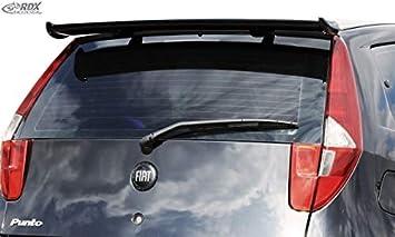 RDX Techo Alerón para Fiat Punto 2 Tipo 188 (también Facelift bzw.