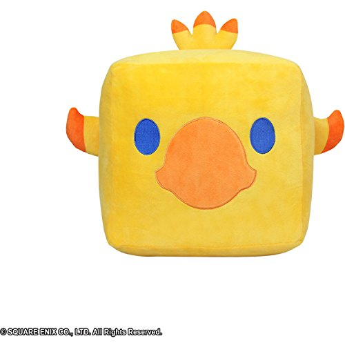 Square Enix Final Fantasy: Chocobo Square (Chocobo Plush)