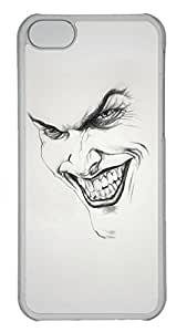 Apple iPhone 5C Case - The Smiling Faceof The Evil Funny Lovely Best Cool Customize iPhone 5C Cover