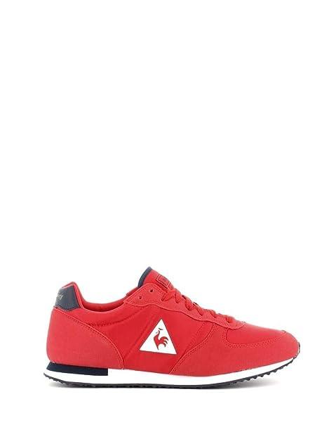 Le Coq Sportif ZAPATILLAS ONYX NYLON ROJA: Amazon.es: Zapatos y complementos