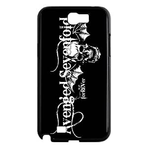 Avenged Sevenfold For Samsung Galaxy Note 2 N7100 Cases Cover Cell Phone Cases STP354886