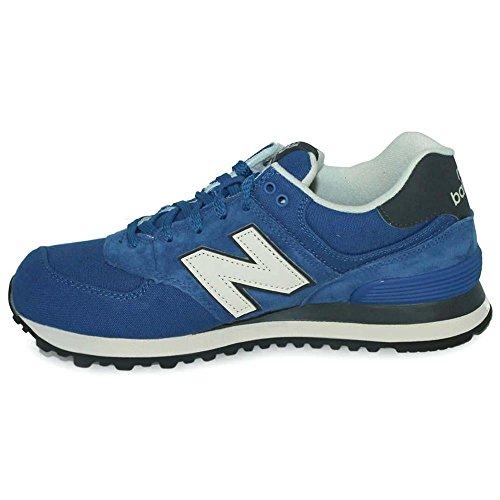 New Balance Classics, Zapatillas Hombre Azul - azul/blanco