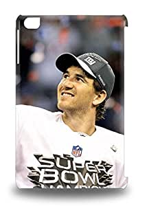 New NFL New York Giants Eli Manning #10 Tpu Case Cover Anti Scratch Phone Case For Ipad Mini/mini 2 ( Custom Picture iPhone 6, iPhone 6 PLUS, iPhone 5, iPhone 5S, iPhone 5C, iPhone 4, iPhone 4S,Galaxy S6,Galaxy S5,Galaxy S4,Galaxy S3,Note 3,iPad Mini-Mini 2,iPad Air )