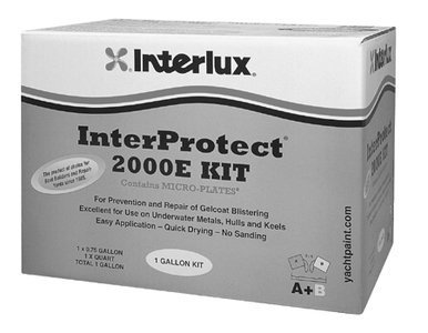 7 Wn InterProtect 2000E Grau Viertel Kit by 7 Wn