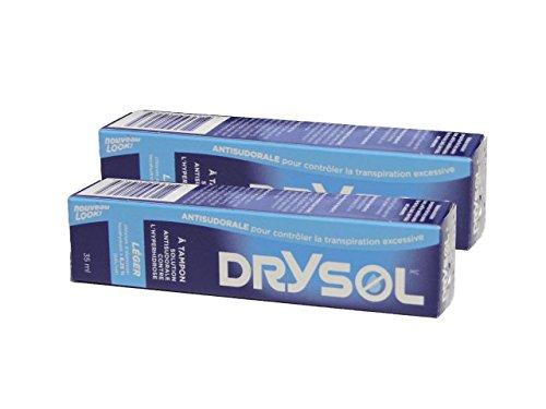 Drysol Dab On - Mild Strength 6.25% 35mlx2boxes Drysol Dab On - Mild Strength 6.25% 35mlx2boxes