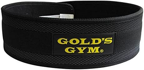 Gold/'s Gym® Weight Lifting Lumber Back Support Power Training
