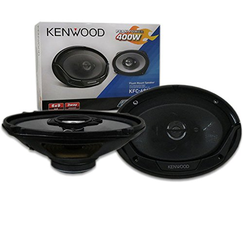 Kenwood 6x9 3way Speakers - 3