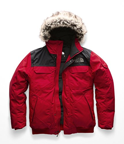 The North Face Men's Gotham Jacket III TNF Red/TNF Black X-Large