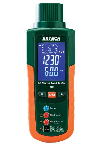 Extech CT70 AC Circuit Load