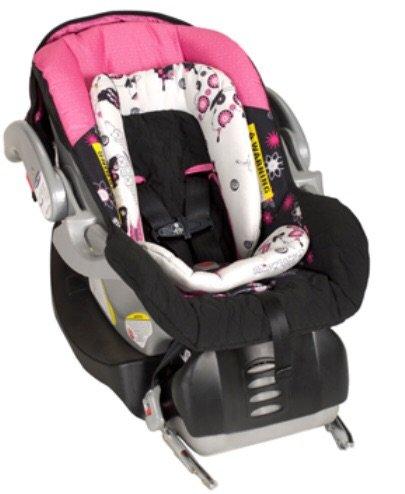 Amazon.com : Baby Trend EZ Flex-Loc Infant Car Seat, ZOE : Baby