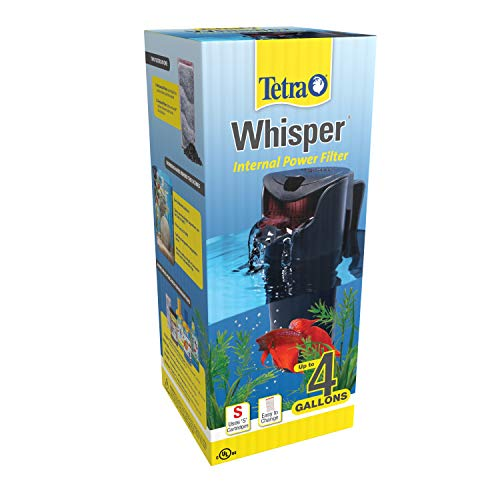 Whisper In-Tank Filter 3i for 1 - 3 gallon aquariums (25846)