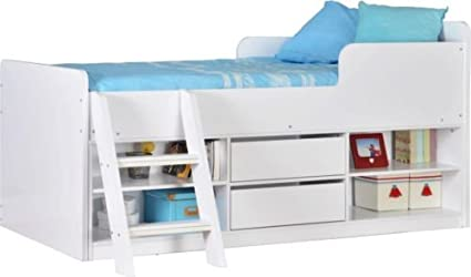 1fa0a63c08 Image Unavailable. Image not available for. Colour  FELIX LOW SLEEPER BED
