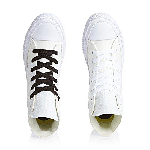 Converse Chuck Taylor All Star Ii - Zapatillas Unisex adulto blanco/blanco