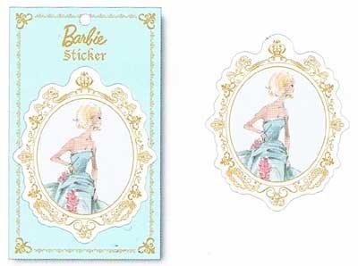 Barbie Barbie stickers Delphine 6367 by Star Stationery