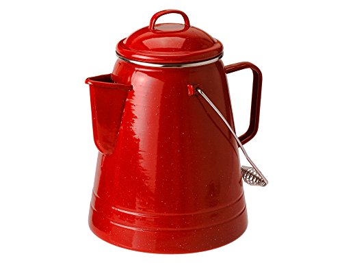 - GSI Outdoors 36 Cup Coffee Boiler, Red