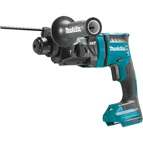 """Makita XRH12Z 18V LXT 11/16"""" AVT Rotary Hammer, Tool Only"""