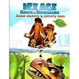 Ice Age Dawn of the Dinosaurs Jumbo Coloring & Activity Book with Bookmarks (...