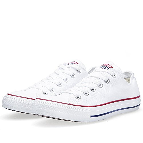 Shoes Top White Low - Converse Unisex Chuck Taylor All Star Low Top Natural Sneakers - 11 D(M) US