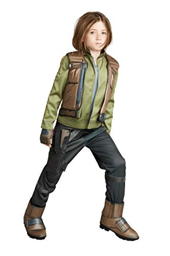 Ultimate Jyn Erso Costume for Kids - Star