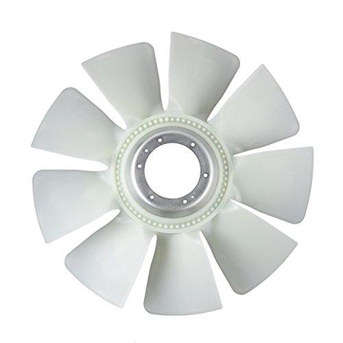 A-Premium Engine Radiator Cooling Fan Blade for Dodge Ram 2500 Ram 3500 2004-2009 Cummins Diesel 5.9L 6.7L