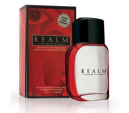 Realm By Erox Corporation For Men. Eau De Cologne Spray 3.4 Oz. by Erox