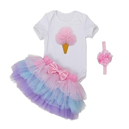 ebc2d4943 Top17: Reborn Dolls Baby Clothes Tutu Dress Outfits for 20